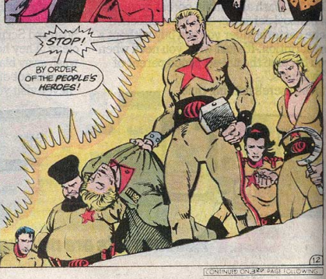 panel from Suicide Squad v1 #7 (1987). Property of DC comics.
