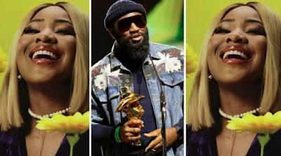 """Happy Birthday My Former Husband"" - Fans React As Erica Celebrates Singer, Praiz"
