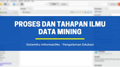 Tahapan Kerja dari Data Mining