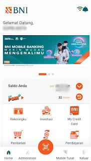 Cara Membuat Mobile Banking BNI tanpa ke bank