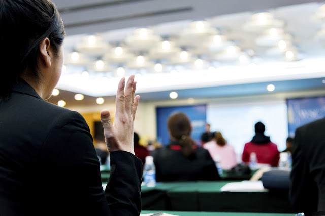 Secrets to successful town halls, events, and conferences