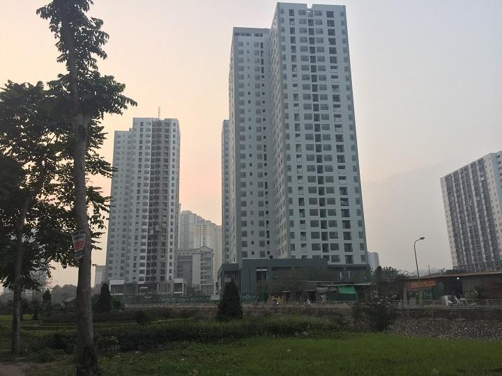 Phân tích chi tiết thiết kế mặt bằng chung cư X2 Đại Kim - ducanhland