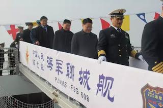 PLAN Chinese Navy type 056