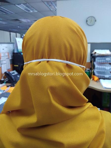 Beli Headloop Face Mask Untuk Wanita Bertudung Di Shopee