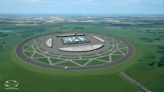 Why Circular Runways may never be reality