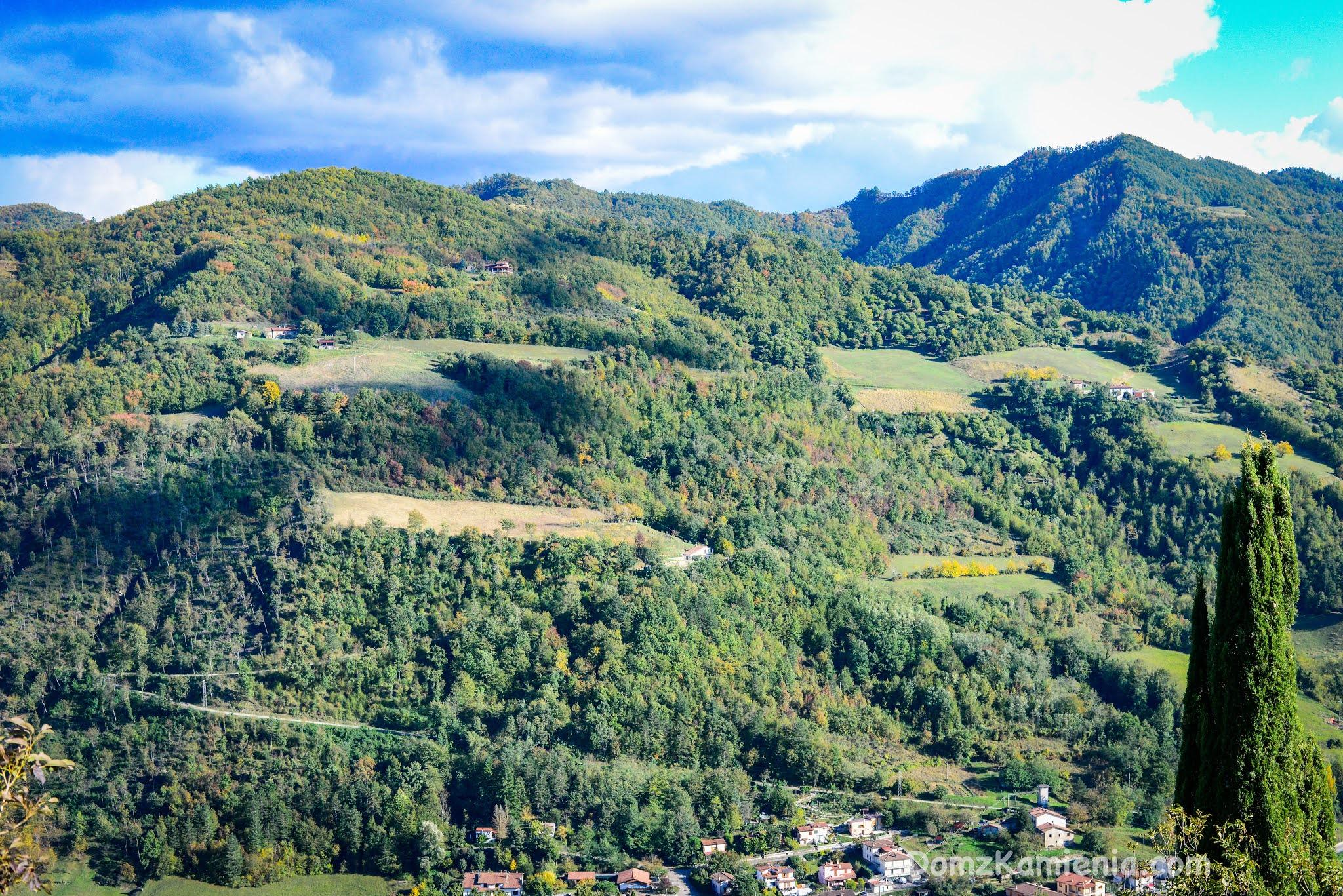 Marradi Toscana, valle del Lamone