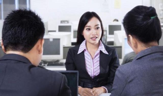 Teks Wawancara dengan Jawaban Berikut Paling Banyak Lulus di Lowongan Kerja