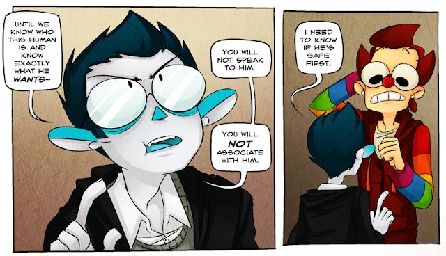 Webcomics Worth Wreading