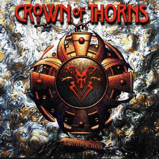CROWN OF THORNS - Crown Jewels [3-CD Frontiers Music career span remastered]  full