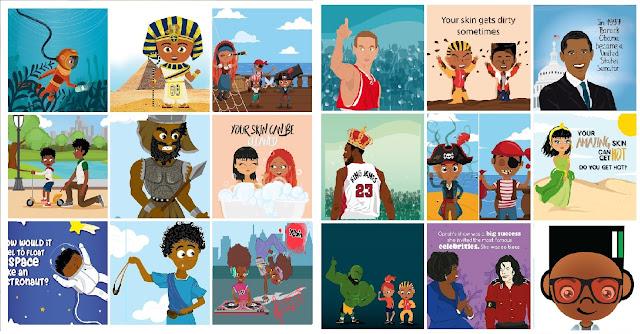 kemet kids media company books