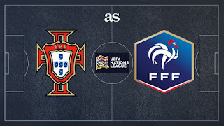 مشاهدة مباراة البرتغال وفرنسا 14-11-2020 بث مباشر البرتغال وفرنسا بث مباشر يمكنكم مشاهدة البث المباشر لمباراة البرتغال وفرنسا في دوري الأمم الأوروبية مباراة البرتغال وفرنسا بث مباشر البث المباشر لمباراة البرتغال وفرنسا عبر الإنترنت مباراة البرتغال وفرنسا في بطولة دوري الأمم الأوروبية ستكون متاحة في بث مباشر وحصري كما اعتدتم البرتغال وفرنسا مشاهدة مباراة البرتغال وفرنسا بث مباشر بث مباشر دوري الأمم الأوروبية.