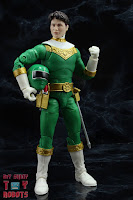 Power Rangers Lightning Collection Zeo Green Ranger 45