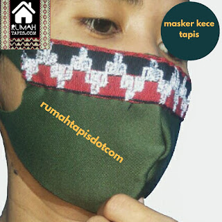 Masker Kece Tapis