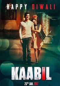 Kaabil (2017) Bollywood Hindi Movie Download 300mb DvDScr