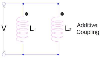 Parallel-connected-Inductors-additive-coupling
