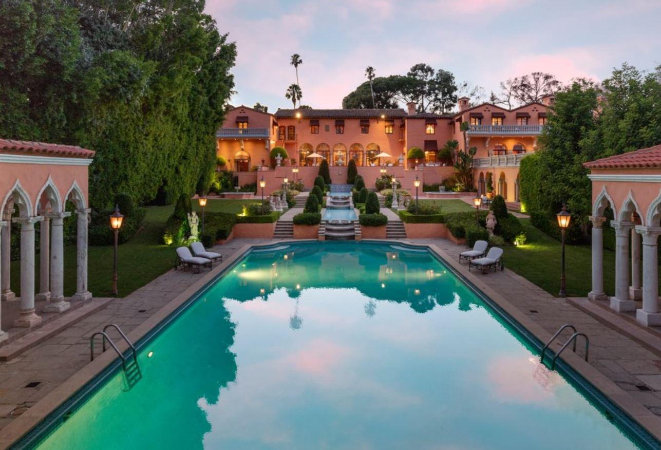 La plus chère maison du monde vendue aux enchères