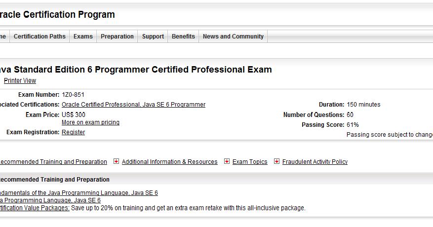 Java News Example Best Practices Tutorials How To Get Certified