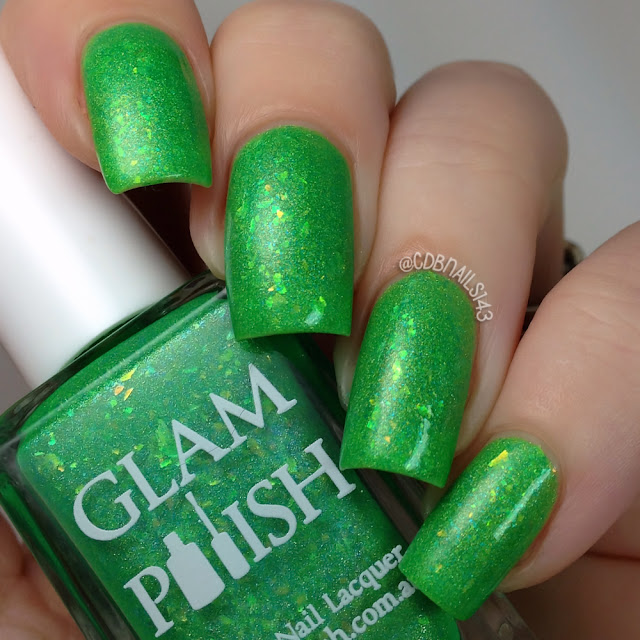 Glam Polish-Monster Blood