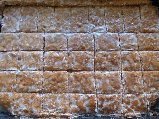 Basler Leckerli Original Rezept Weihnachten Schweiz Kekse