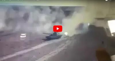 به ڤيديۆ.. چركهساتى تهقينهوهيهكى خۆكوژى داعش به هێزهكانى سوپا و حهشد ببينه