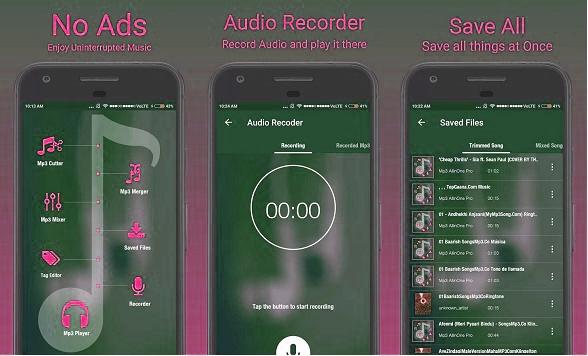 تحميل برنامج  مشغل الموسيقى apk النسخة المدفوعة مجانا