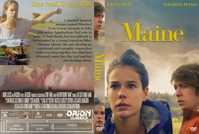 Maine DVD Cover