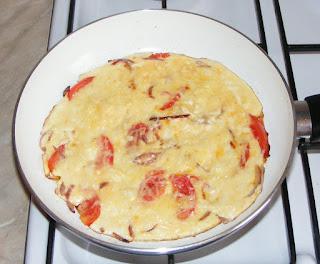 omleta, omleta cu branza, omleta taraneasca, omleta pufoasa, retete de mancare, retete culinare, scrob, fel de mancare, mic dejun,