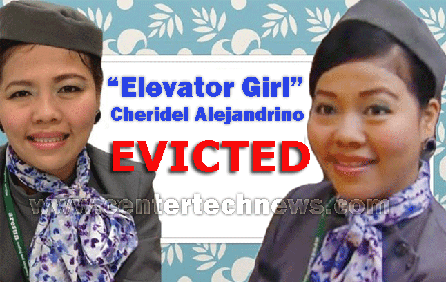Elevator Girl Cheridel evicted from PBB All In 8th Eviction Night July 13, 2014