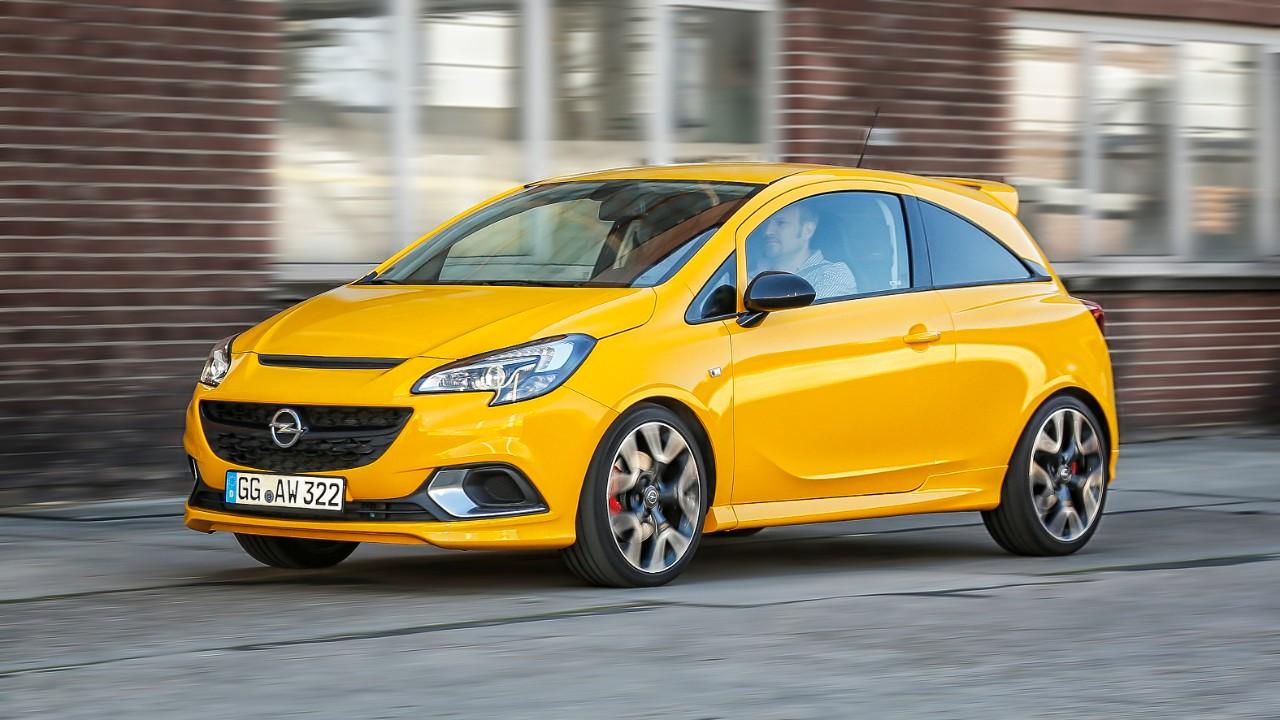 Κινητήρας 1.4 turbo με εξάρι μηχανικό κιβώτιο βελτιστοποιημένο για στροφές για το νέο Opel Corsa GSi