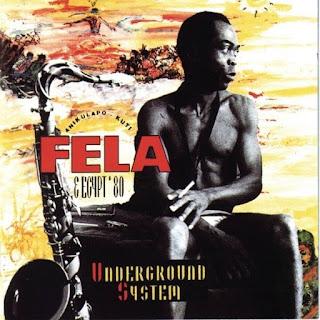 Fela Kuti, Underground System
