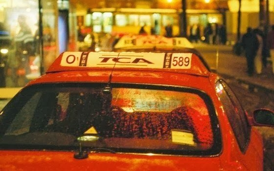 Taxi-Holanda-Holland