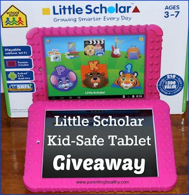 Kid Safe Tablet