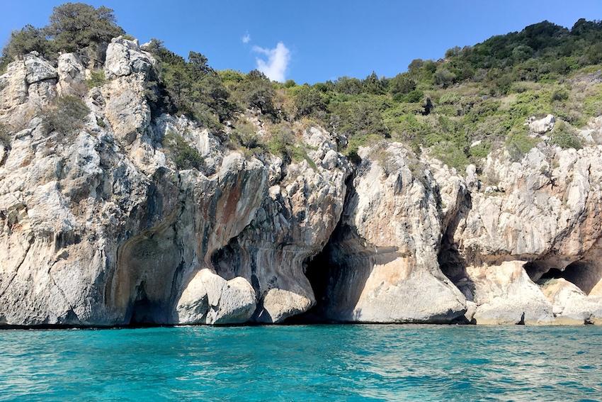 Sardinien, Boot, Schnorcheln
