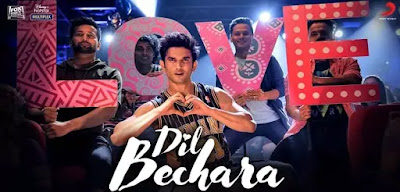 Dil Bechara Lyrics