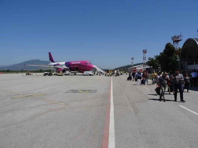 Jubiläum für Dortmund Airport mit Wizz Air Erstflug nach Ohrid