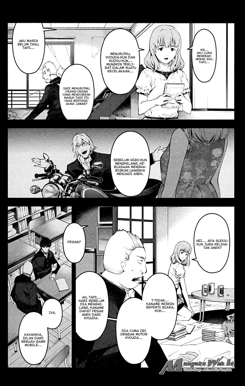 Darwin's Game Chapter 26-6