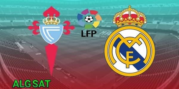 الدوري الإسباني - ريال مدريد - سيلتا فبغو - مدريد ضد سيلتا فيغو