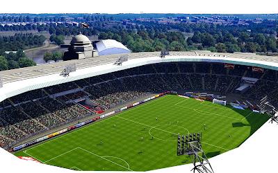 PES 2021 Stadium Classic Wembley