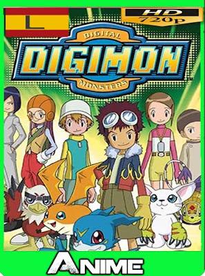 Digimon Adventure 2 Completa (2000) latino HD [720P] [GoogleDrive] rijoHD