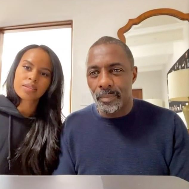 Idris Elba Wife, Sabrina Dhowre, Tests Positive for Coronavirus. Tested With No Symptoms