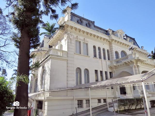 Palacete Violeta (vista posterior)