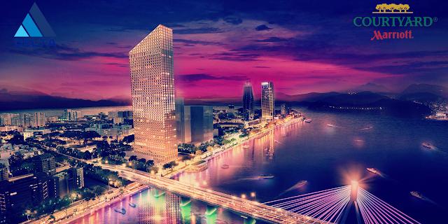 Phối cảnh dự án Marriott Đà Nẵng