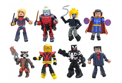 Walgreens Exclusive Marvel Animated Universe Minimates Series 10 by Diamond Select Toys
