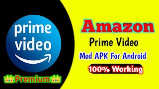 Amazon prime video Mod APK | Amazon prime video subscription free download | Amazon prime Full Mod