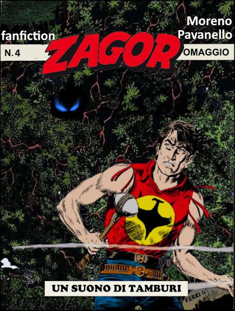 Zagor fanfiction Un suono di tamburi