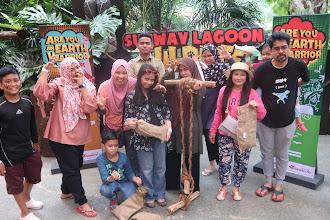 Sambutan Hari Haiwan Sedunia di Sunway Lagoon's Wildlife Park 2019