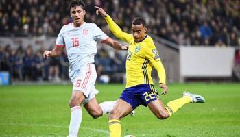 تقرير مباراة اسبانيا والسويد يورو 2020