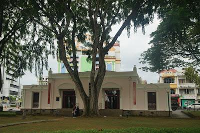 Chinese Museum, Kuching Sarawak