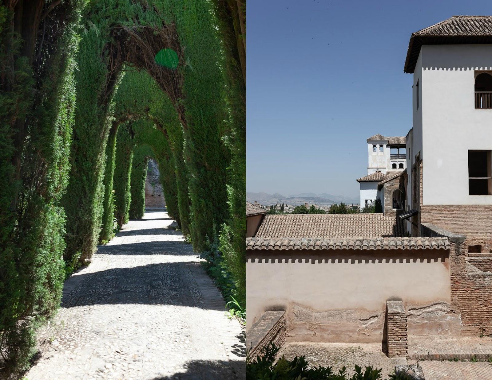 Around Alhambra