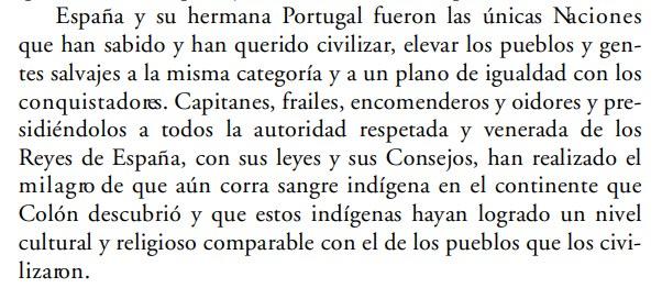 ¿Alguien reniega o se avergüenza del Imperio Español? Será por ignorancia o hispanofobia, quizá ambas cosas.